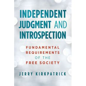Independent-Judgment-and-Introspection