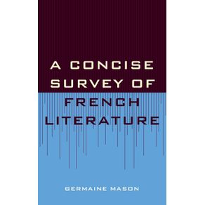 Concise-Survey-of-French-Literature