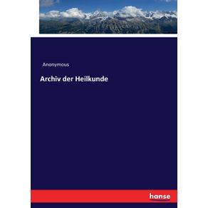 Archiv-der-Heilkunde