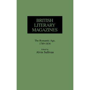 British-Literary-Magazines