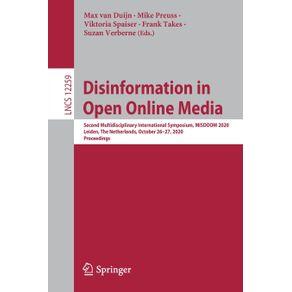 Disinformation-in-Open-Online-Media