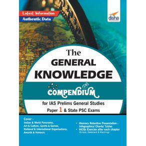 The-General-Knowledge-Compendium-for-IAS-Prelims-General-Studies-Paper-1---State-PSC-Exams