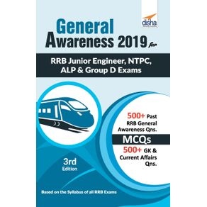 General-Awareness-2019-for-RRB-Junior-Engineer-NTPC-ALP---Group-D-Exams-3rd-Edition