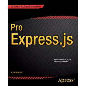 Pro-Express.js