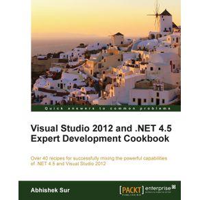 Visual-Studio-2012-and-.Net-4.5-Expert-Development-Cookbook