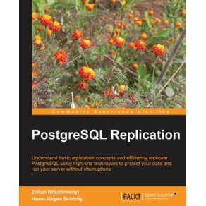 PostgreSQL-Replication