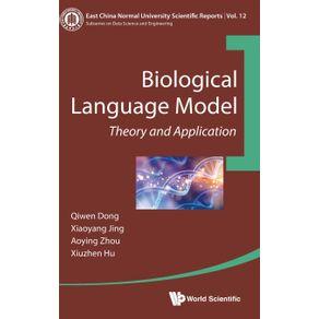 Biological-Language-Model