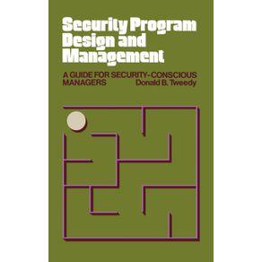 Security-Program-Design-and-Management