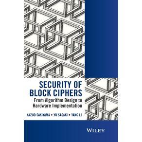 Security-Block-Ciphers-C