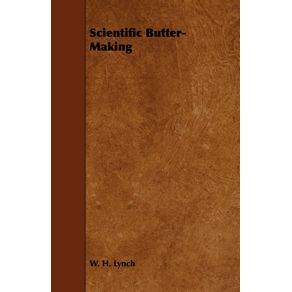 Scientific-Butter-Making