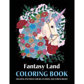 Fantasy-Land-Coloring-Book