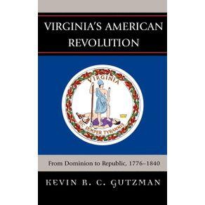 Virginias-American-Revolution