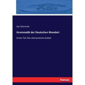 Grammatik-der-Deutschen-Mundart