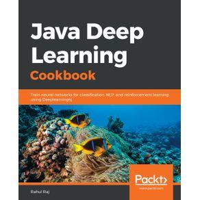 Java-Deep-Learning-Cookbook