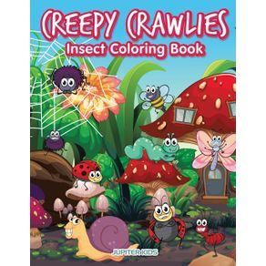Creepy-Crawlies-Insect-Coloring-Book