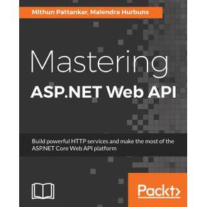Mastering-ASP.NET-Web-API