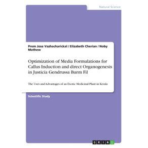 Optimization-of-Media-Formulations-for-Callus-Induction-and-direct-Organogenesis-in-Justicia-Gendrussa-Burm-Fil