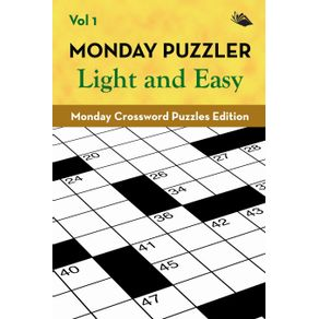 Monday-Puzzler-Light-and-Easy-Vol-1