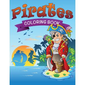 Pirates-Coloring-Book