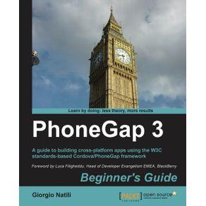 Phonegap-3-Beginners-Guide