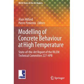 Modelling-of-Concrete-Behaviour-at-High-Temperature