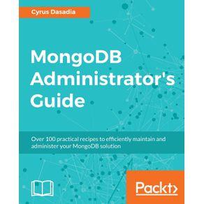MongoDB-Administrators-Guide