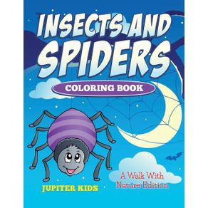 Insects-And-Spiders-Coloring-Book