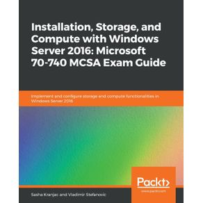 Installation-Storage-and-Compute-with-Windows-Server-2016