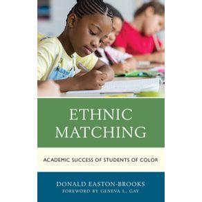 Ethnic-Matching