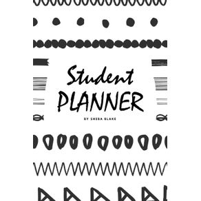 Student-Planner--6x9-Softcover-Log-Book---Planner---Tracker-