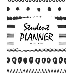 Student-Planner--8x10-Softcover-Log-Book---Planner---Tracker-