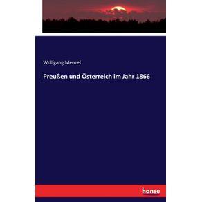 Preu-en-und-Osterreich-im-Jahr-1866