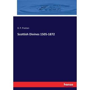 Scottish-Divines-1505-1872