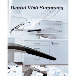 Dental-Visit-Summary-Record