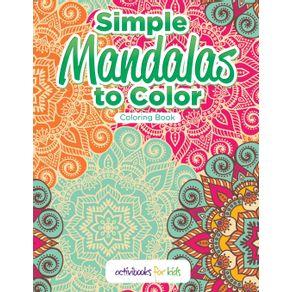 Simple-Mandalas-to-Color-Coloring-Book