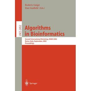 Algorithms-in-Bioinformatics