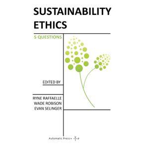 Sustainability-Ethics