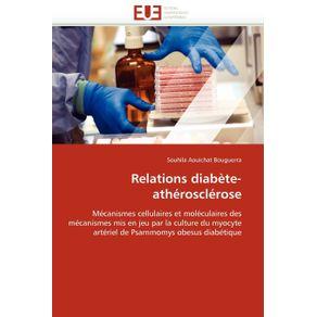 Relations-diabete-atherosclerose