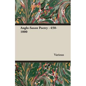 Anglo-Saxon-Poetry---650-1000