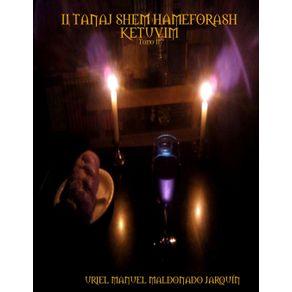 II-TANAJ-SHEM-HAMEFORASH-KETUVIM