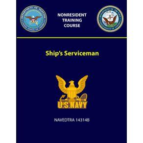 Ships-Serviceman---NAVEDTRA-14314B
