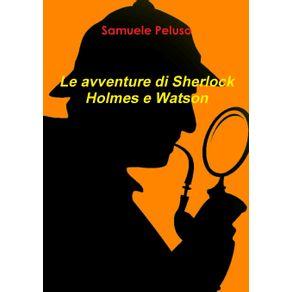 Le-avventure-di-Sherlock-Holmes-e-Watson
