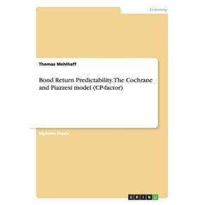 Bond-Return-Predictability.-The-Cochrane-and-Piazzesi-model--CP-factor-