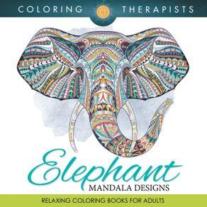 Elephant-Mandala-Designs