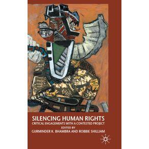 Silencing-Human-Rights