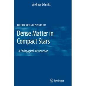 Dense-Matter-in-Compact-Stars