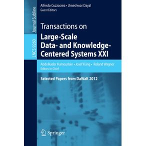 Transactions-on-Large-Scale-Data--and-Knowledge-Centered-Systems-XXI