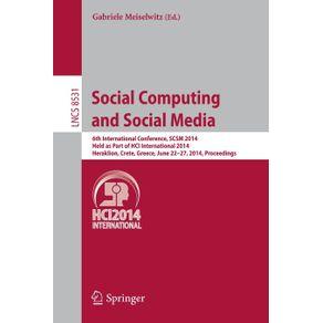 Social-Computing-and-Social-Media