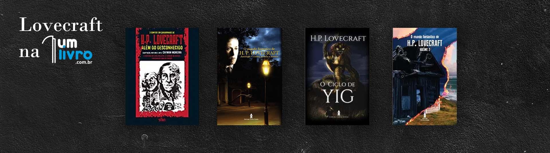 Lovecraft na UmLivro
