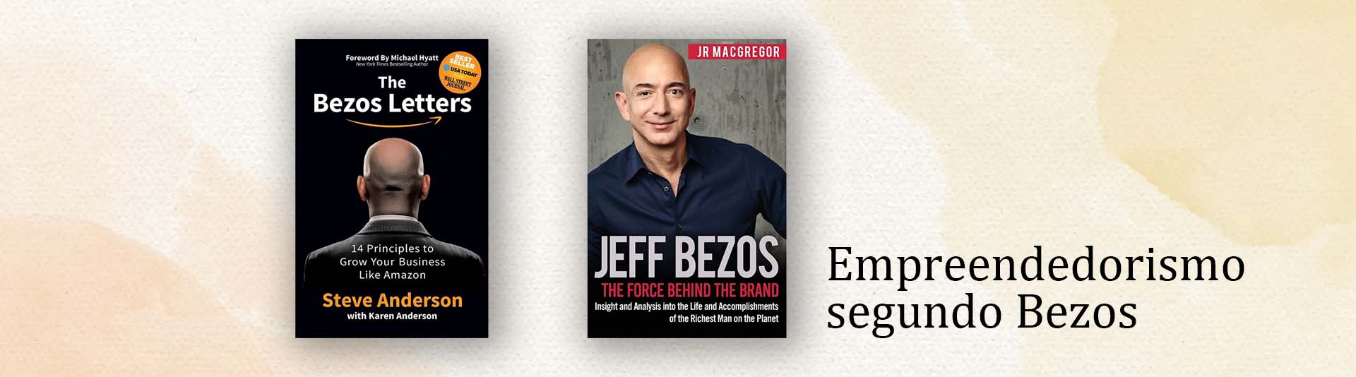 Empreendedorismo segundo Bezos